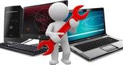 Ремонт цифровой техники: ноутбуки,  планшеты,  телефоны,  мониторы,  фотоа